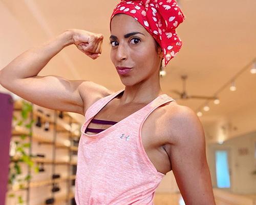 Rachelle Ganesh Bain, Head Trainer
