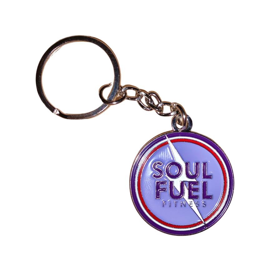 SOUL FUEL Keychain