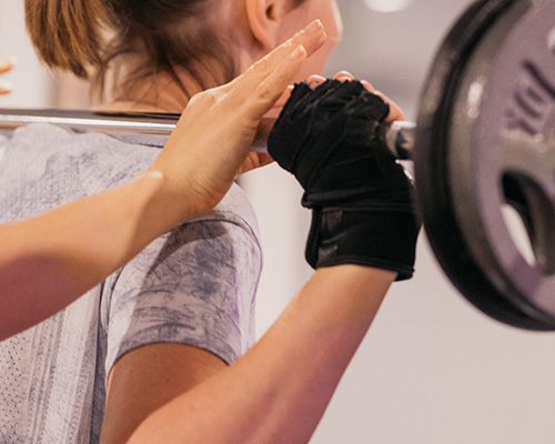 Personal Trainers make sure you are working out safely.