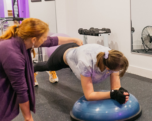 Personal Training is the best way to work out safely and effectively.