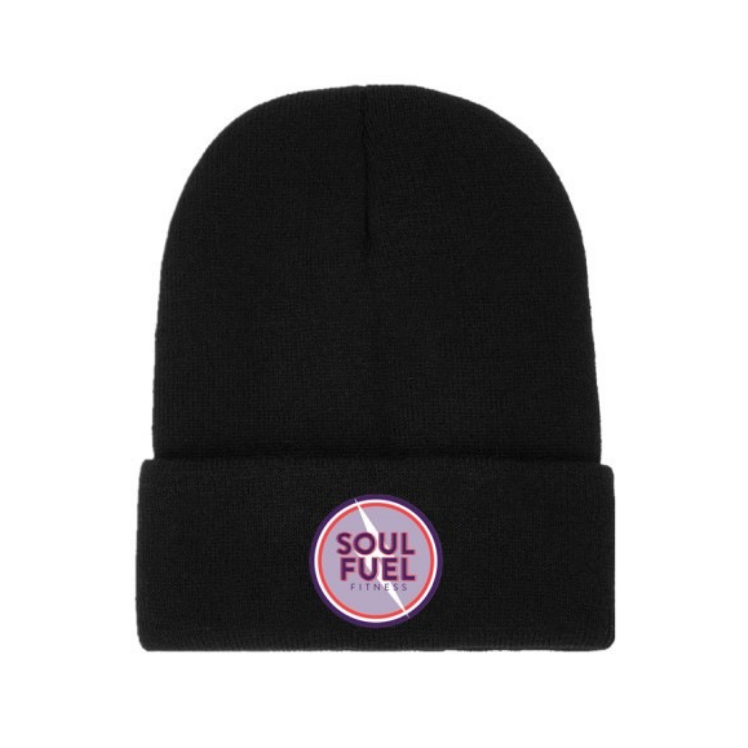 SOUL FUEL Embroidered Toque